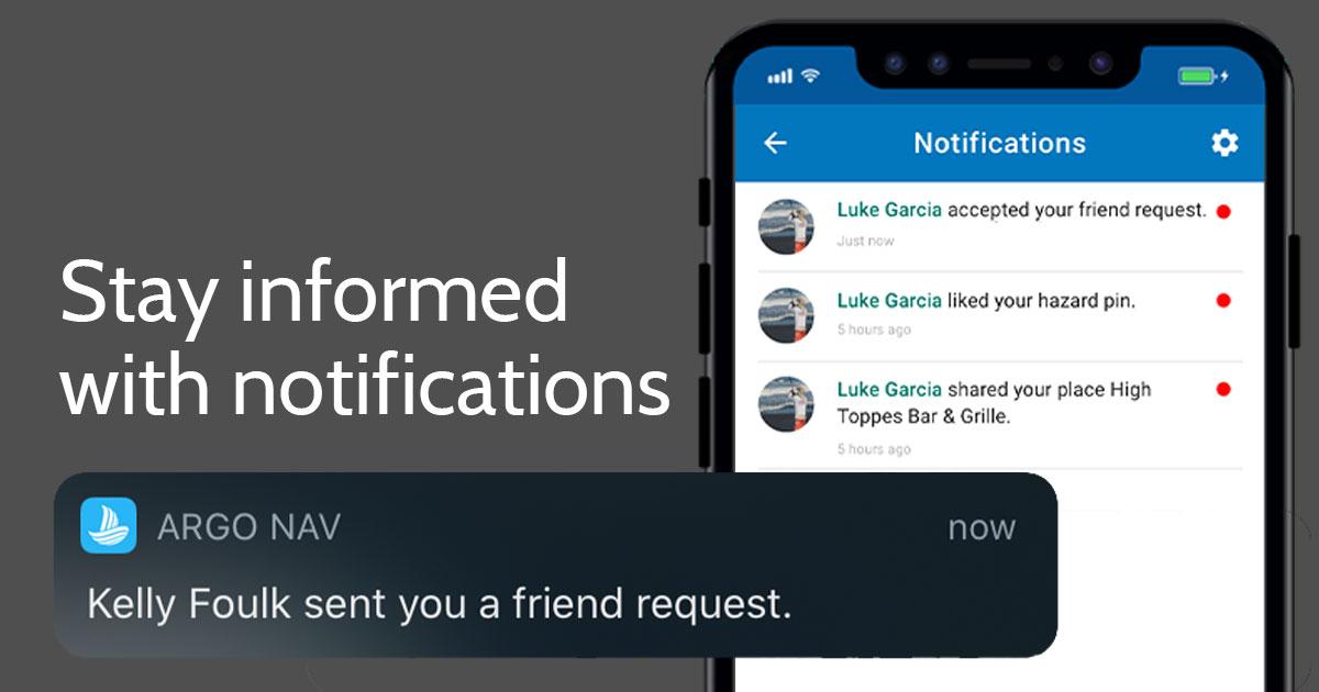 Argo Releases Notifications