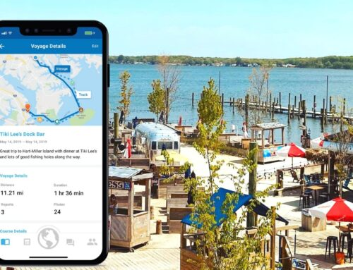 Chesapeake Bay Boaters Use Argo App to Navigate and Meet Up