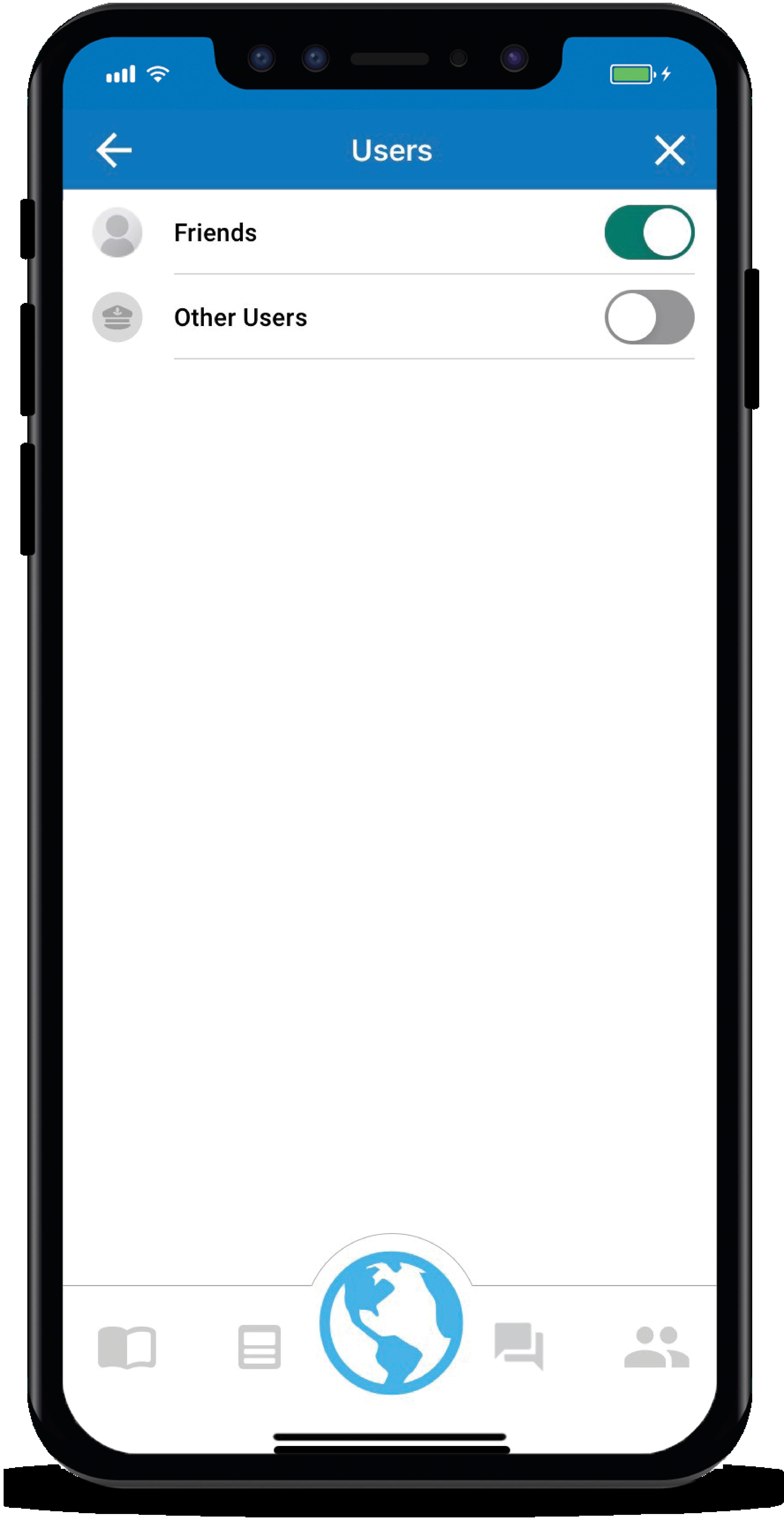 map filter