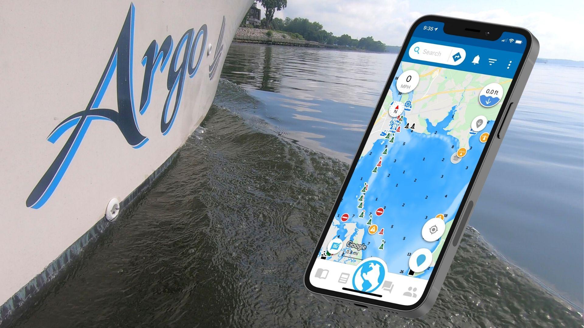 Argo boating depth layer